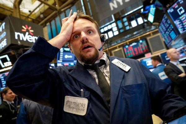 افت شدید اپل و سهام اینترنت