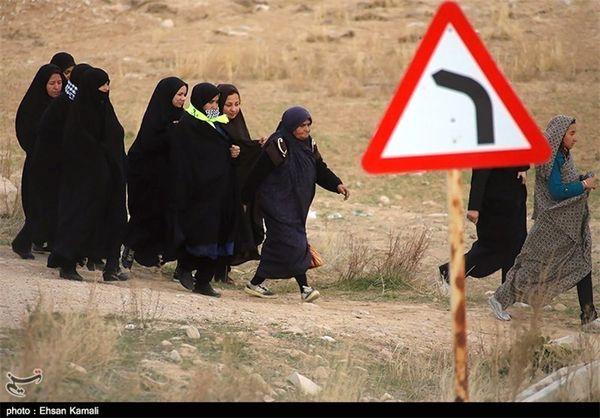 آمار نهایی زائران پیاده امام رضا(ع) اعلام شد