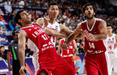 غیبت حامد حدادی در اردوی تیم ملی بسکتبال در چین