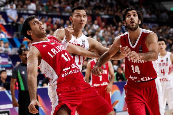 تیم ملی بسکتبال سه نفره به لبنان رفت