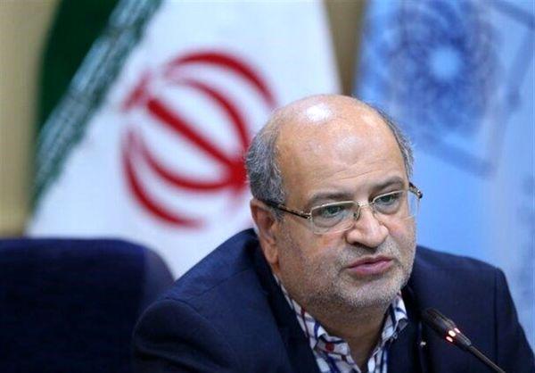 کاهش ۸.۵درصدی بستری در تهران/ وضعیت تهران همچنان ناپایدار است