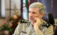تبریک وزیر دفاع ایران به وزرای دفاع کشورهای اسلامی به مناسبت عید فطر