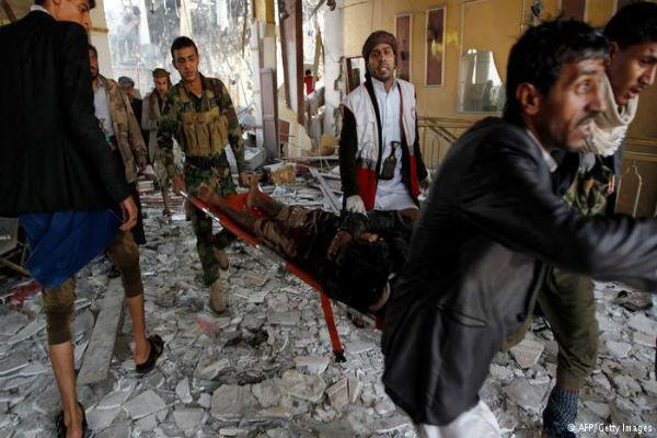 عربستان دستور توقف حملات الحدیده را صادر کرد/انصارالله: حملات ادامه دارد