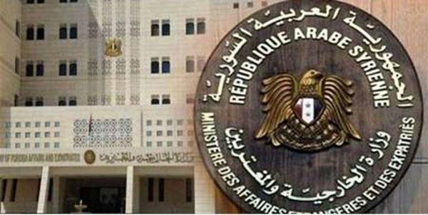 دمشق دخالت آمریکا و غرب در امور داخلی روسیه را به شدت محکوم کرد