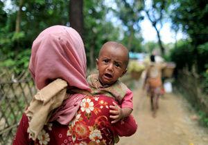 گزارش سازمان ملل از خشونت جنسی علیه اقلیت روهینگیا