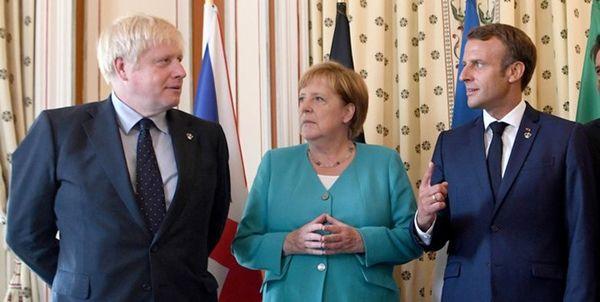 اروپا باید از مخفی شدن پشت آمریکا در موضوع برجام دست بکشد