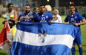 ستاره استقلالی جواب فحاشی هواداران این تیم را داد! + عکس