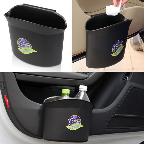 با این گجت دیگر زباله از خودرو بیرون نریزید!