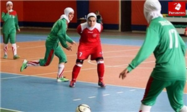 هفته پانزدهم لیگ برتر فوتسال بانوان