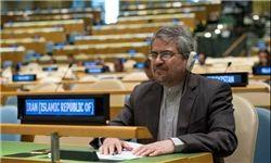 خوشرو: اقدام آمریکا ترویج نقض حقوق بینالملل است