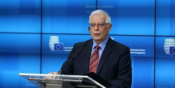 واکنش اتحادیه اروپا به انتخابات سوریه