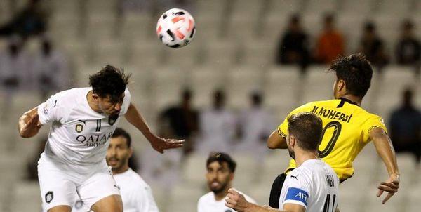 ترکیب اصلی السد قطر برای بازی سپاهان