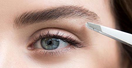 روشهایی مانند فیبروز,آرایش چشم و ابرو,فیبروز ابروها