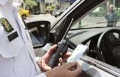 برخورد جدی پلیس راهور پایتخت با رانندگان متخلف در نوروز ۹۸
