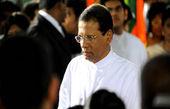 سفر رئیس جمهور سریلانکا به ایران لغو شد