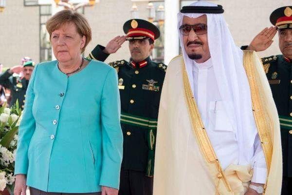 فراز و نشیب در روابط آلمان و عربستان؛ ایفای نقش سلاح و نفت
