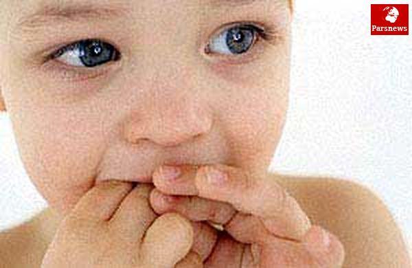 علل ناخن جویدن در کودکان و راههای درمان
