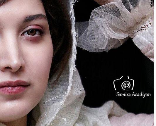 روشنک گرامی با ژست همیشگی اش+عکس