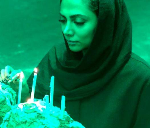 غزل عبدی در پی ماندگاری در تاریخ تا هزاران سال+عکس