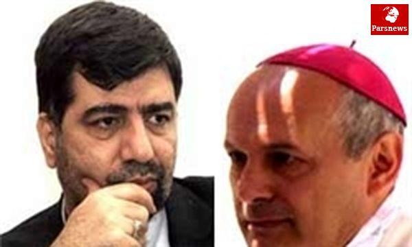 دیدار سفرای ایران و واتیکان در لبنان