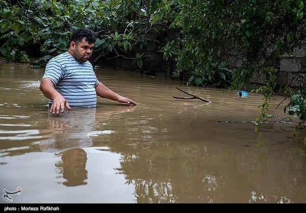 هشدار هواشناسی نسبت به وقوع سیلاب در مازندران
