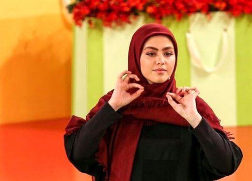 ازدواج ریحانه پارسا و تبریک بهنوش بختیاری/ عکس