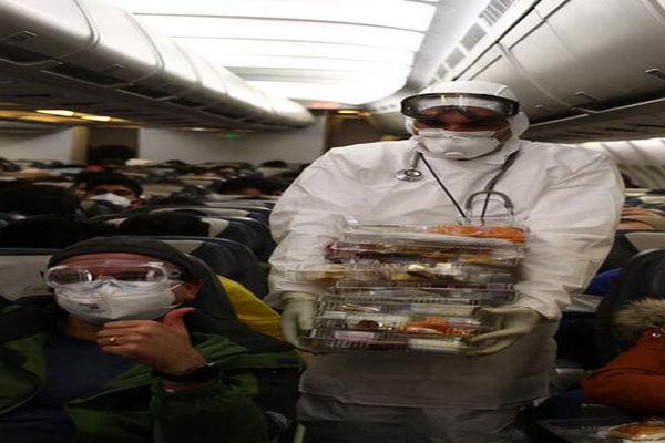 اجباری شدن استفاده از ماسک در هواپیما