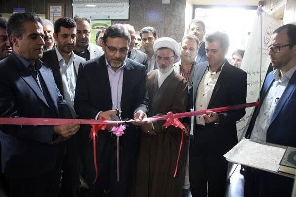 پردیس کانون ارزیابی و توسعه مدیران آینده در سازمان جهادکشاورزی استان تهران افتتاح شد
