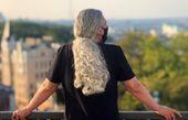 مازیار فلاحی به اوکراین رفت + عکس
