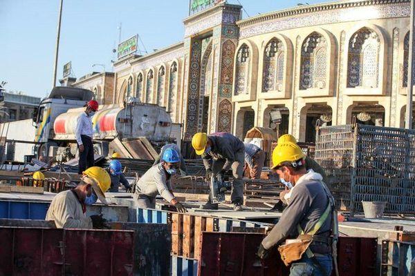 افزایش کمک ایرانیها به بازسازی عتبات /کدام استانها در صدر مشارکت ها هستند