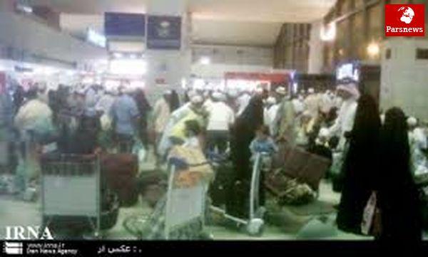 انتقال اجساد زائران ایرانی به کشور