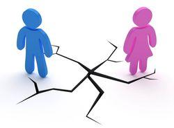 اولین نشانههای ختم شدن رابطه زوجین به طلاق کدامند؟