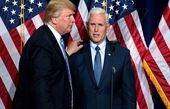 ترامپ نسبت به وفاداری معاونش دچار تردید شده است