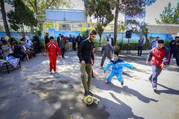 کار ارزشمند دو سپاهانی+ عکس
