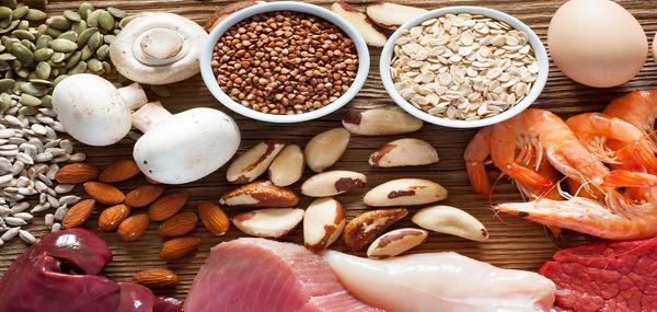 10 مواد غذایی غنی از سلنیوم که برای هر رژیم غذایی ضروری هستند