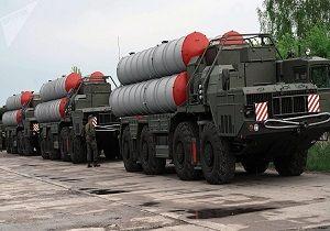 ارتش چین سامانه اس -۴۰۰ را آزمایش کرد