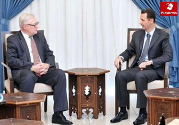 مسکو: اسناد دمشق را به شورای امنیت میدهیم