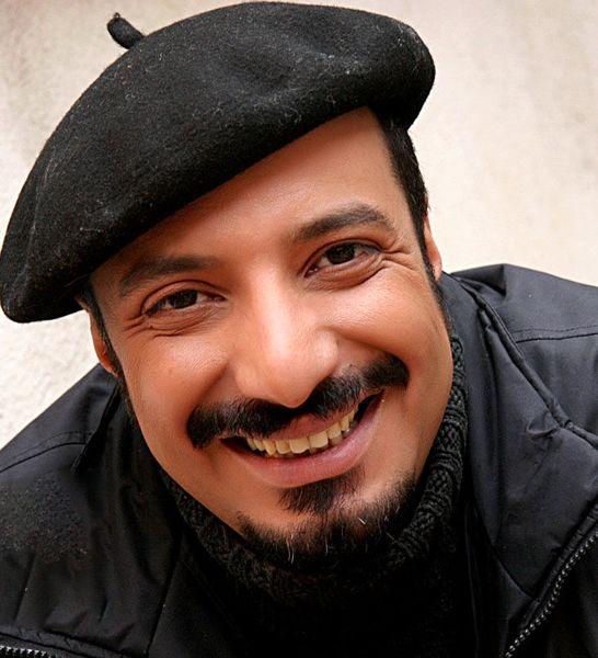 ابراز عشق بازیگر مشهور به «شهاب حسینی»+عکس