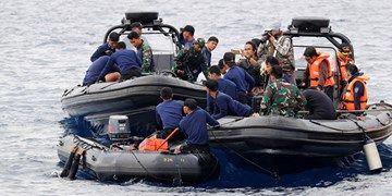 آخرین جزئیات از یافتن جعبه سیاه هواپیمای اندونزی