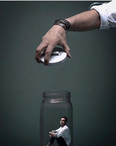 مهدی ماهانی کوچک شد+عکس
