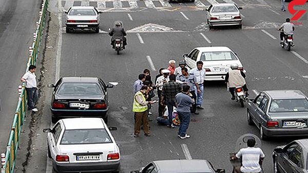 ۵۸ درصد تصادفات در بزرگراهها اتفاق میافتد