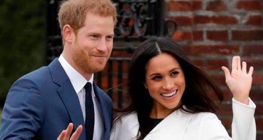 سوتی عروسی سلطنتی در مراسم رسمی+عکس