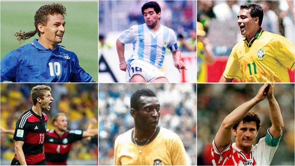 به یاد ماندنیترین نیمه نهاییهای جام جهانی