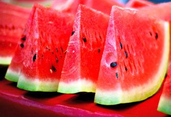 فواید خوردن هندوانه در تابستان