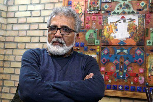بهروز افخمی: جایزه مهم نیست؛ علی نصیریان سیمرغ ندارد، هیچکاک هم اسکار نگرفت