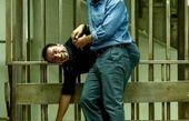 درگیری فیزیکی نوید محمدزاده و پیمان معادی+عکس