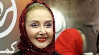 زلیخای سینمای ایران درکنار آقاپسرش/ عکس