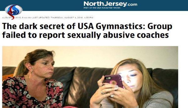 افشای رسوایی اخلاقی مربیان آمریکایی در آستانه المپیک + عکس