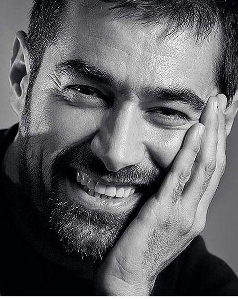 پرتره جذاب شهاب حسینی + عکس