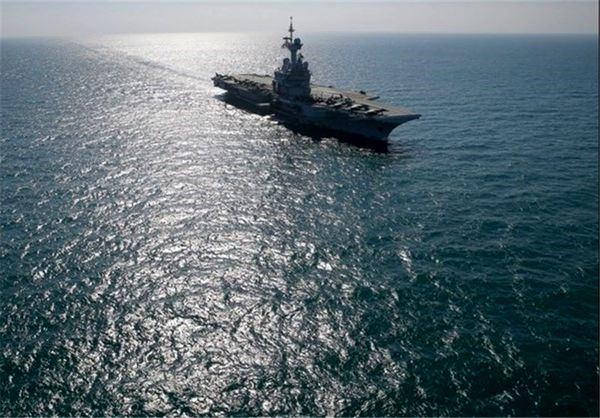 پیوستن ناو فرانسوی به آمریکا برای اعمال فشار بر کره شمالی